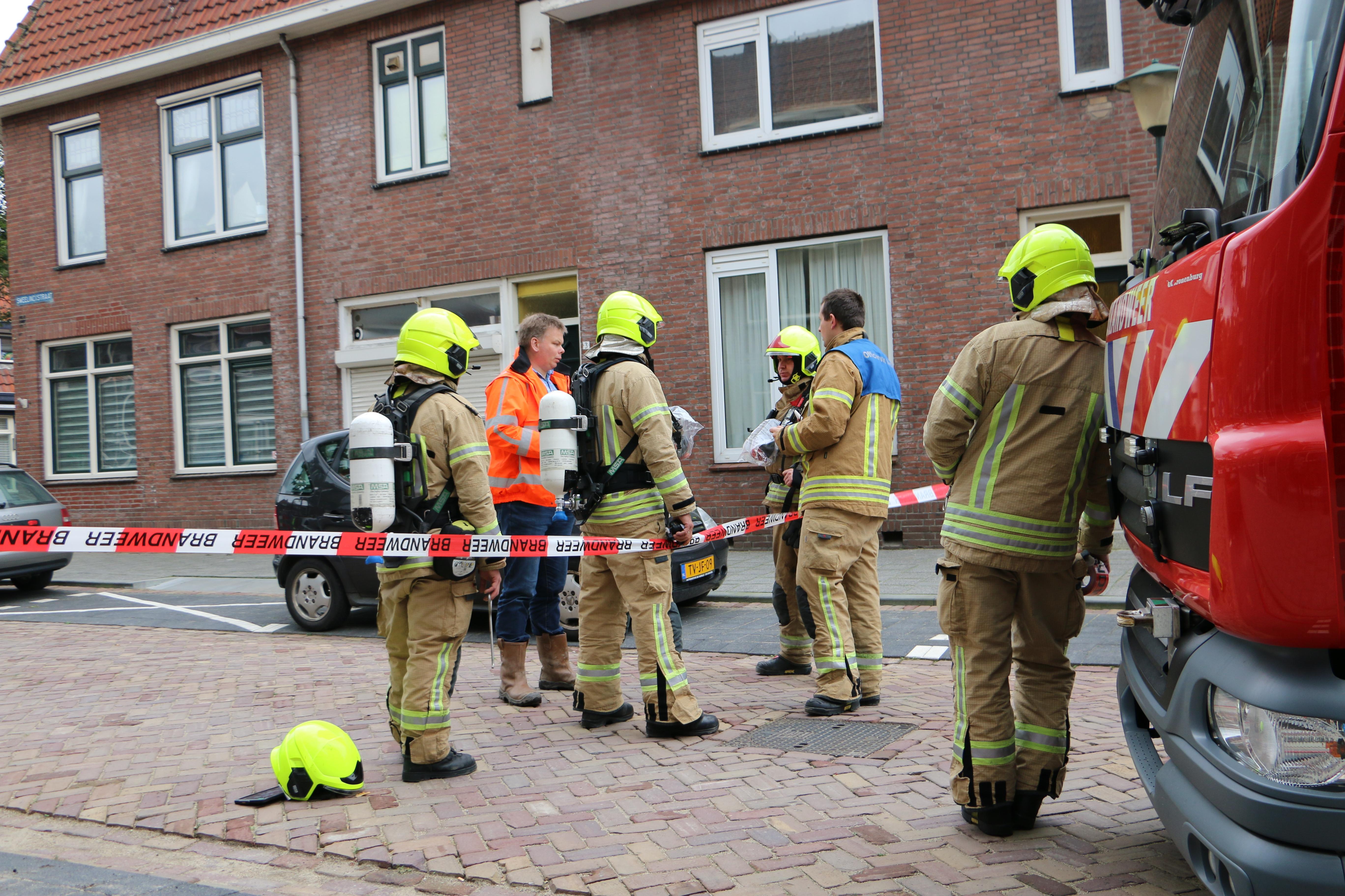 16 woningen in Vlaardingen ontruimd na gaslek.