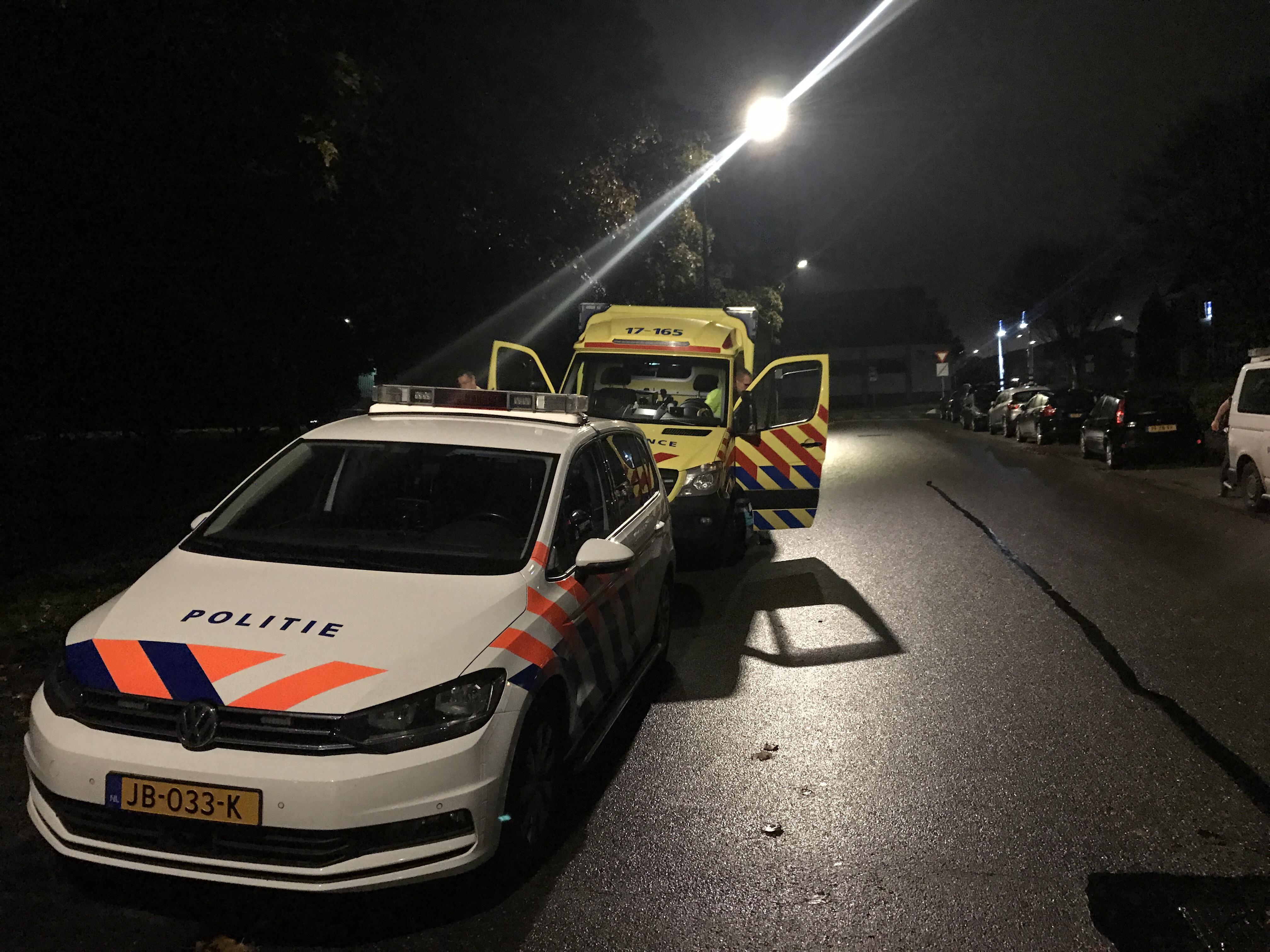 Overval gepleegd Peter van Anrooylaan Maassluis