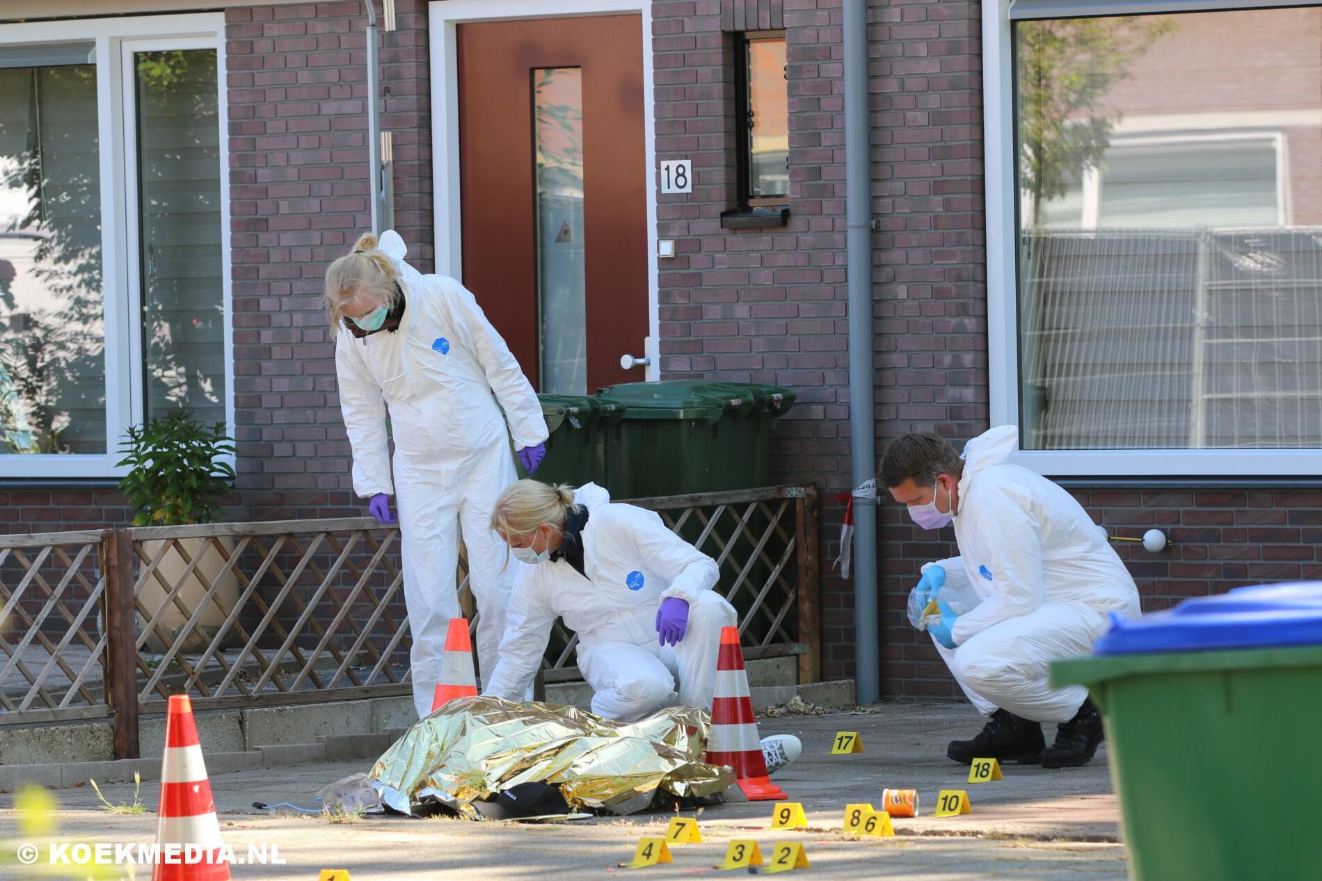 Rotterdammer (30) overleden na schietincident.