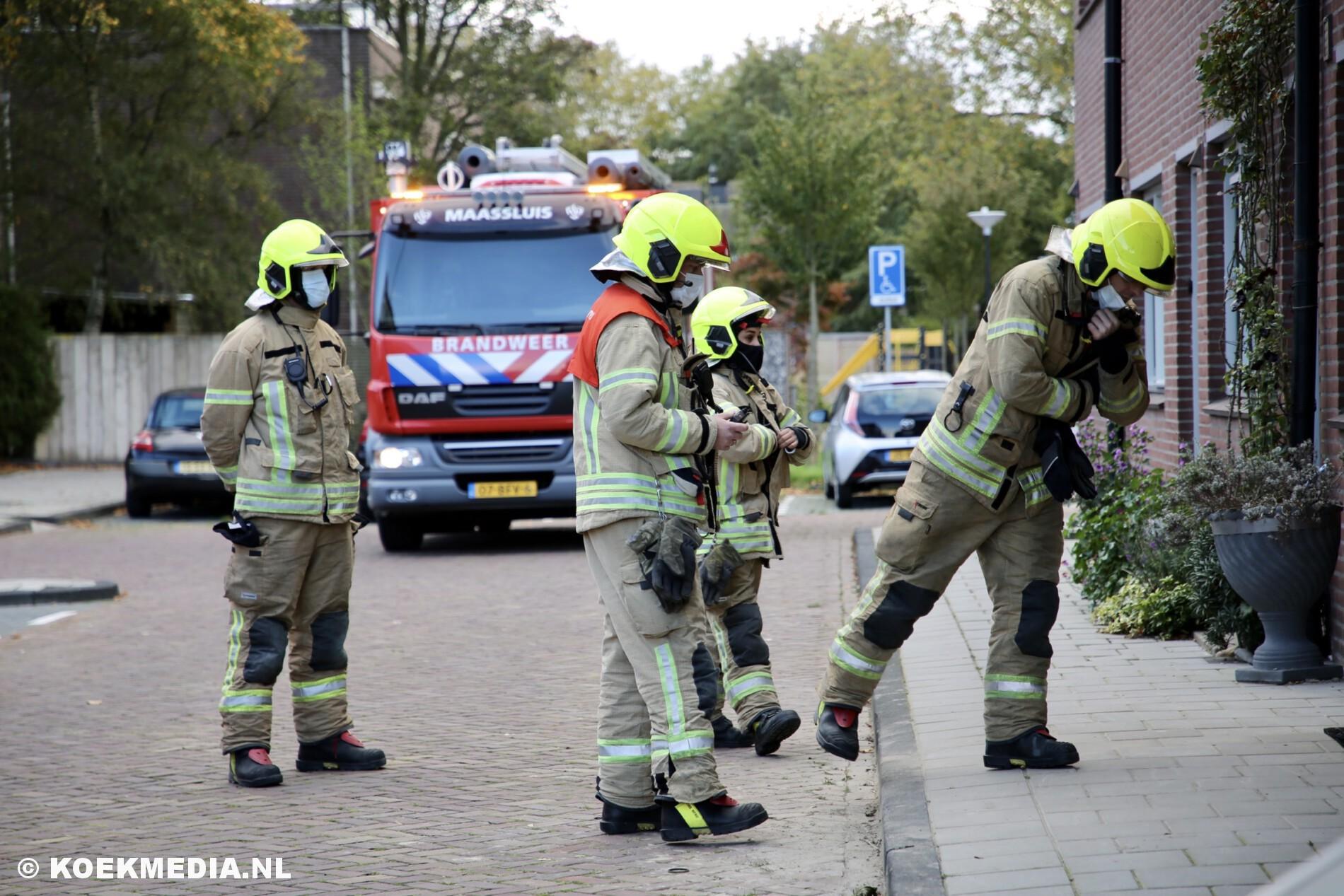 Isolatiekorrels kruipruimte veroorzaker van gas-stanklucht in de Witte de Withstraat in Maassluis