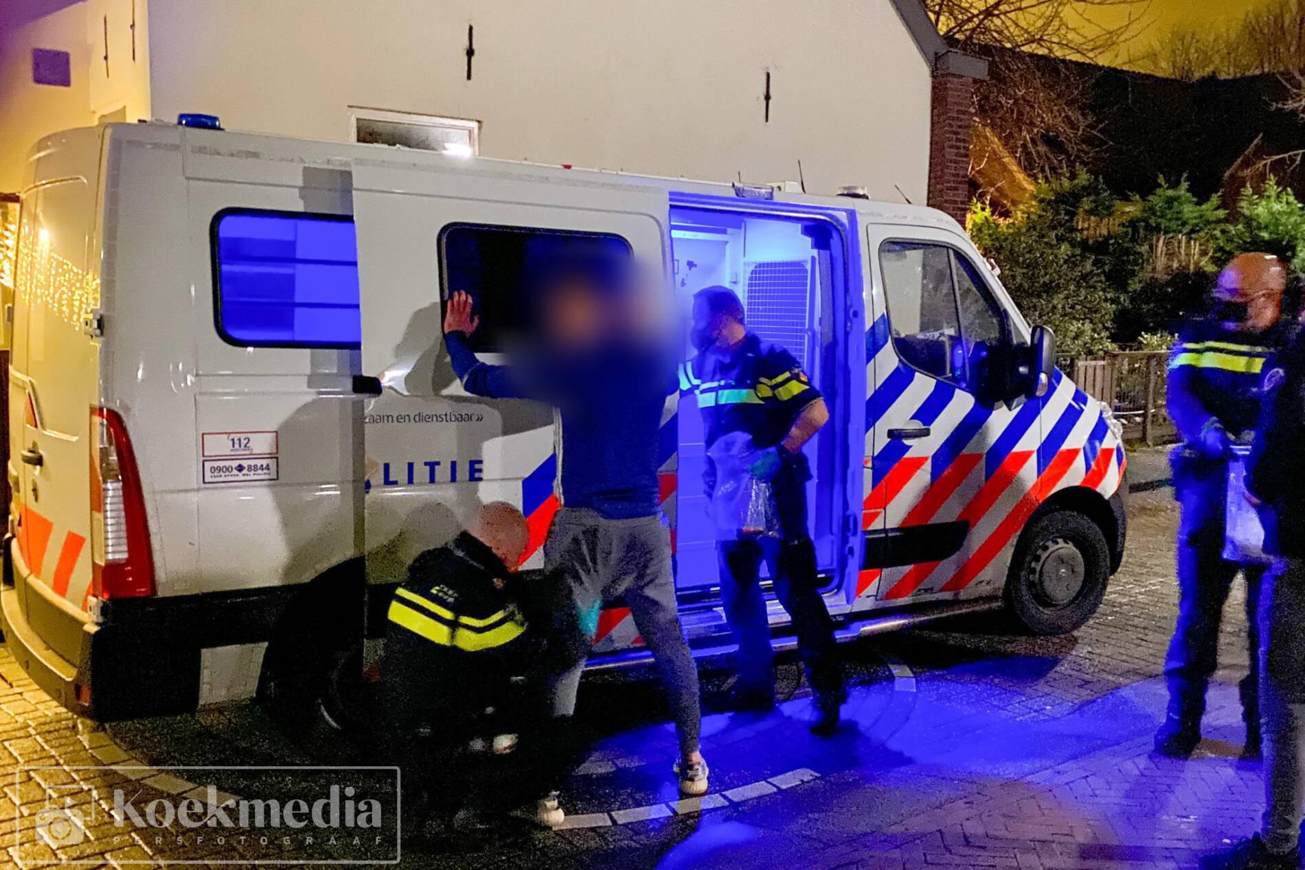 5 verdachten van vernielingen in Maasland bekennen hun daden aan de politie