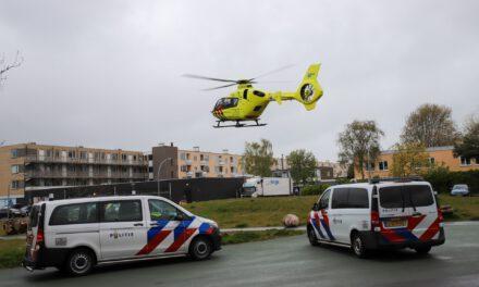 Traumahelikopter ingezet bij medische noodsituatie