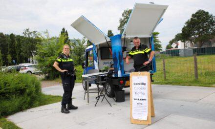 'Coppie Koffie' met de politie Westland