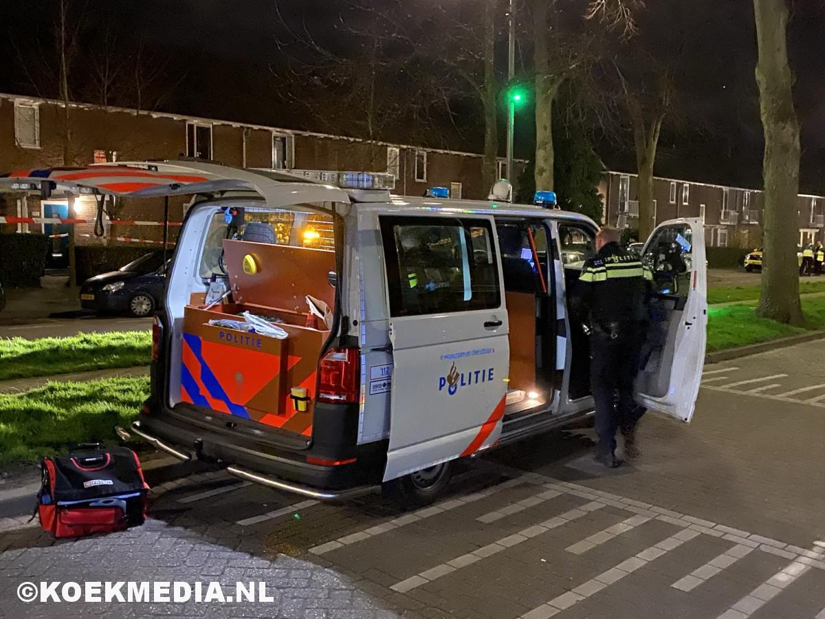 17 jarige jongen zwaar gewond na ruzie op de Groenezoom Rotterdam.